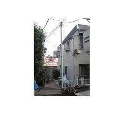 東京都豊島区上池袋3の賃貸アパートの外観