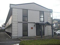 愛知県一宮市今伊勢町馬寄字若宮の賃貸アパートの外観