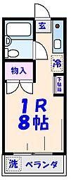 モア3[3階]の間取り