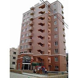 北海道札幌市中央区南十八条西12丁目の賃貸マンションの外観