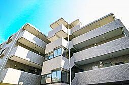 グランドール東寺尾[2階]の外観