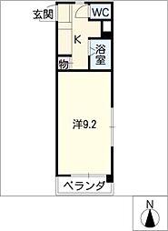 I・S court[2階]の間取り