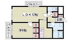 日岡駅 4.7万円