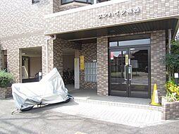 愛知県名古屋市西区城西3の賃貸マンションの外観