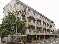 ハイツ久米川[203号室]の外観
