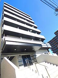 埼玉県川口市西川口3丁目の賃貸マンションの外観