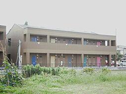 サンモール中島A[2階]の外観