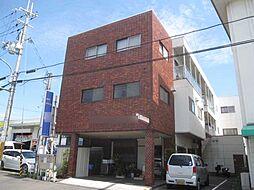 奈良県奈良市中山町の賃貸マンションの外観