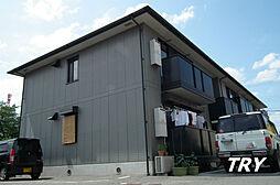 セジュール高田B[2階]の外観