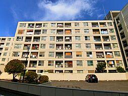 泉ヶ丘コーポラス[4階]の外観