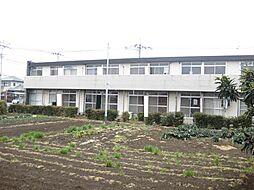 松田ハイツB[201号室]の外観
