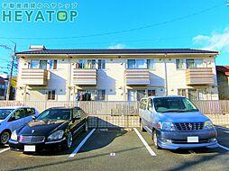 愛知県名古屋市南区豊田4丁目の賃貸アパートの外観