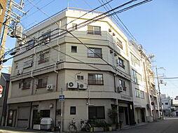 米商興産ビル[4階]の外観