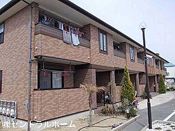 グランフルールジャルダンB[1階]の外観