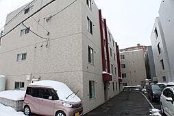 ラメゾントロワソレイユ[2階]の外観