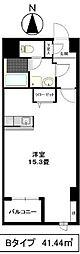 グランシャリオ大矢[5階]の間取り