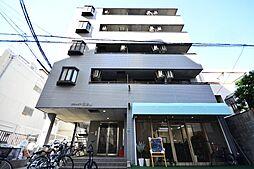 サントピア阿倍野[30-E号室]の外観