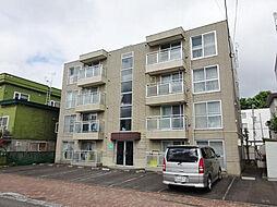 パレスマンション清田[401号室]の外観