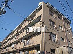 ハイツ富沢[4階]の外観