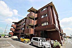 愛知県豊田市御幸本町6丁目の賃貸マンションの外観