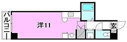 ベルメゾン生石北[202 号室号室]の間取り
