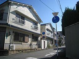 [一戸建] 大阪府堺市堺区向陵中町5丁 の賃貸【/】の外観