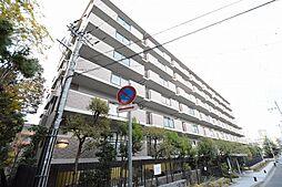 白鷹香枦園マンション[1階]の外観