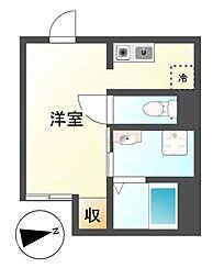 N95(エヌキュウジュウゴ)[2階]の間取り