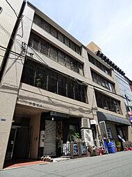 竹宏ビル[3階]の外観