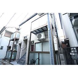 兵庫県神戸市兵庫区大開通7丁目の賃貸アパートの外観