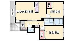 網干駅 6.6万円