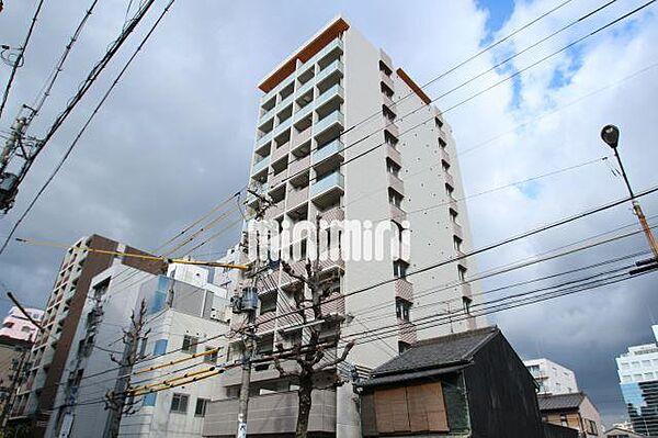 パークサイド金山 2階の賃貸【愛知県 / 名古屋市中区】