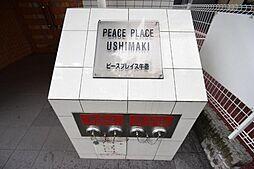 ピースプレイス牛巻[7階]の外観