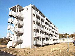 ビレッジハウス迎田2号棟[3階]の外観