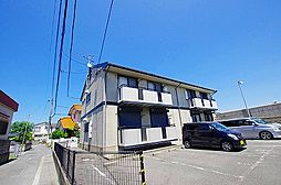 セジュールK A棟[2階]の外観