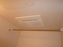 ソレイユの浴室乾燥機