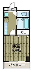 Mビル[3階]の間取り