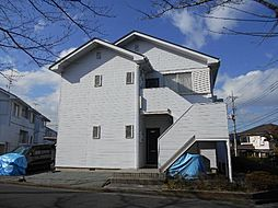 神奈川県横浜市都筑区早渕2丁目の賃貸アパートの外観