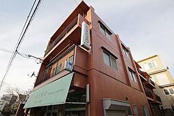 植田マンション[1階]の外観