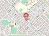 地図,1DK,面積19.84m2,賃料2.0万円,バス あさでんバス川端3条8丁目下車 徒歩1分,,北海道旭川市川端町四条8丁目3番13号