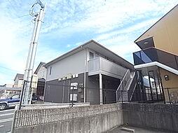 神鉄粟生線 小野駅 徒歩10分の賃貸アパート