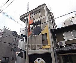 京都府京都市中京区二条通堺町東入観音町の賃貸マンションの外観