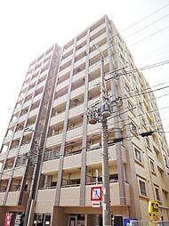 大阪府大阪市東成区東小橋2丁目の賃貸マンションの外観
