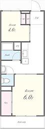 さくらマンション[102号室]の間取り