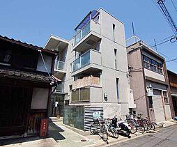 京都府京都市伏見区丹波橋町の賃貸マンションの外観
