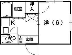 赤十字前駅 3.2万円