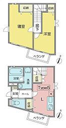 crossR名駅 (クロスアールメイエキ)[3階]の間取り