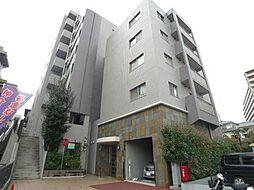 千葉県柏市あけぼの5丁目の賃貸マンションの外観