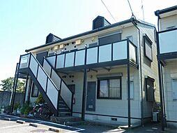 ホレストハウス B[2階]の外観