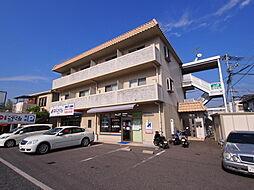 広島県広島市安芸区矢野西2丁目の賃貸アパートの外観